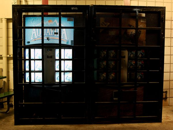 Vending automats