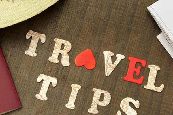 Basic Travelling Tips