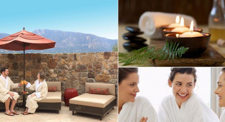 Spa Packages Colorado