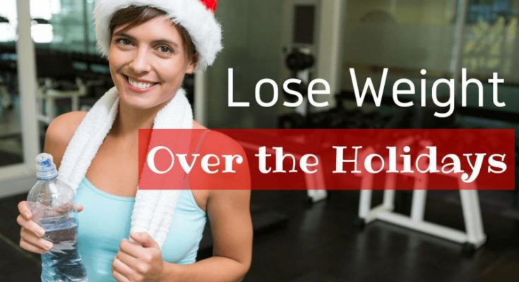 Drop some pounds Before the Holidays