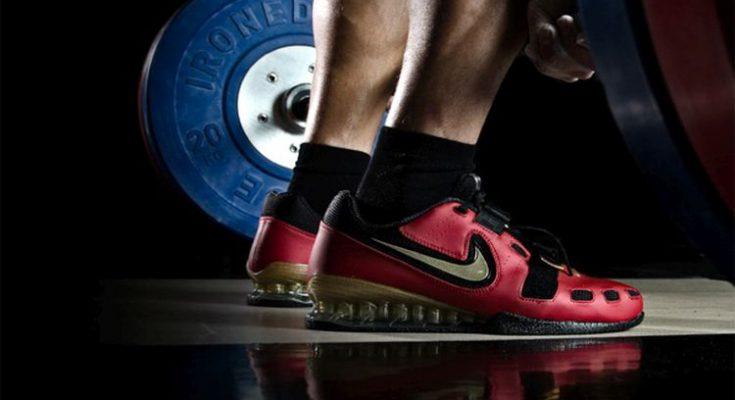 Send Socks Lifting Weights